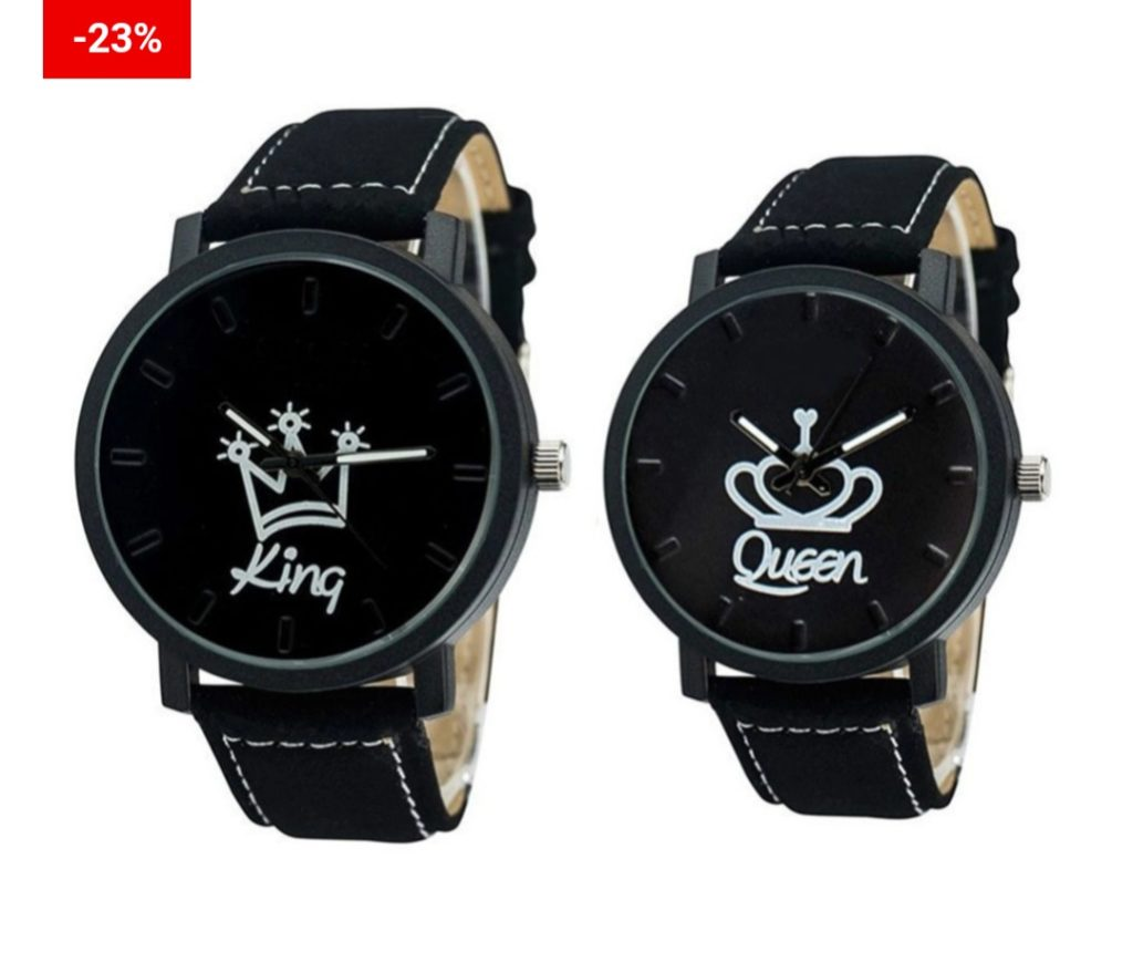 Fashion Watches Couple Timepieces